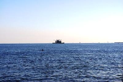 東京湾20101205