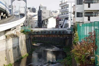 青山橋20110129-1