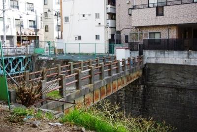 青山橋20110129-2