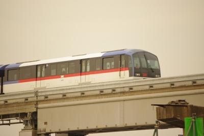モノレール廃軌道20110205-3