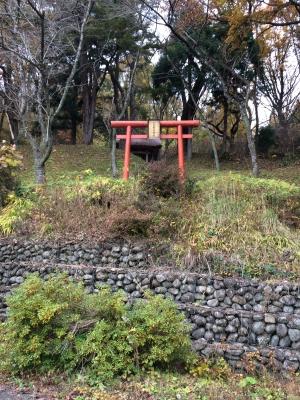 角館城跡神社
