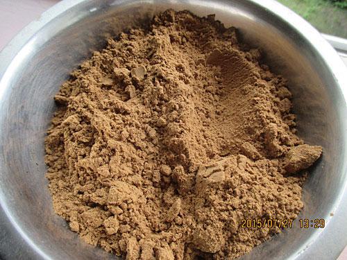 黒煎り玄米粉末
