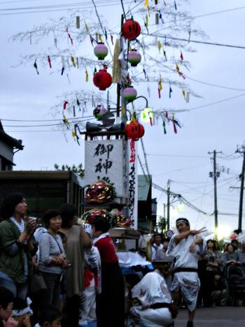 2012年新飯田祭り