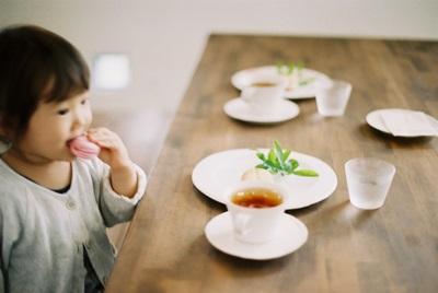 親子でお茶時間26