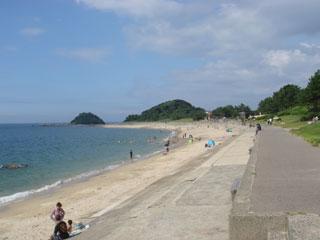 海ノ中道海水浴場