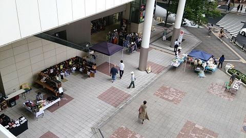 にっぽりフレンドリーマーケット(10/8〜10/9)