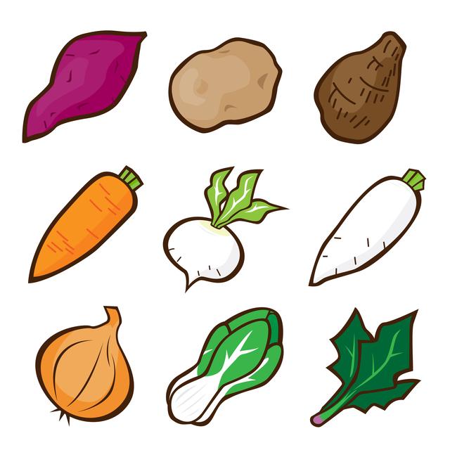 地元野菜を使った料理婚活