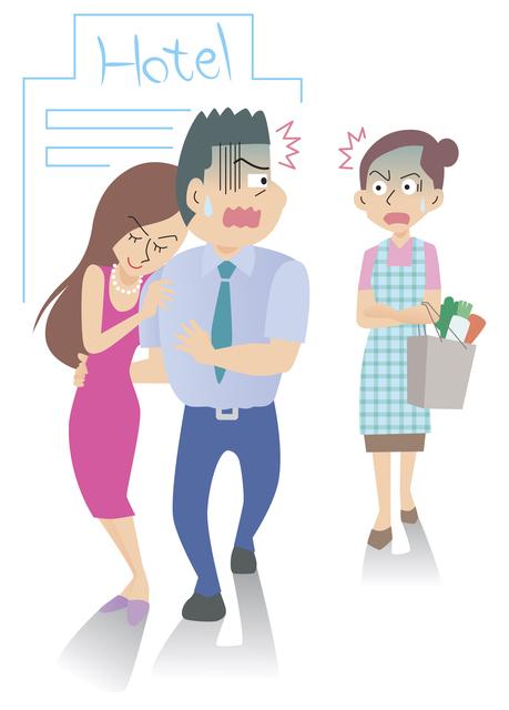 中国の離婚原因