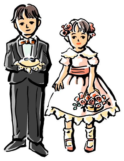 結婚式の授業