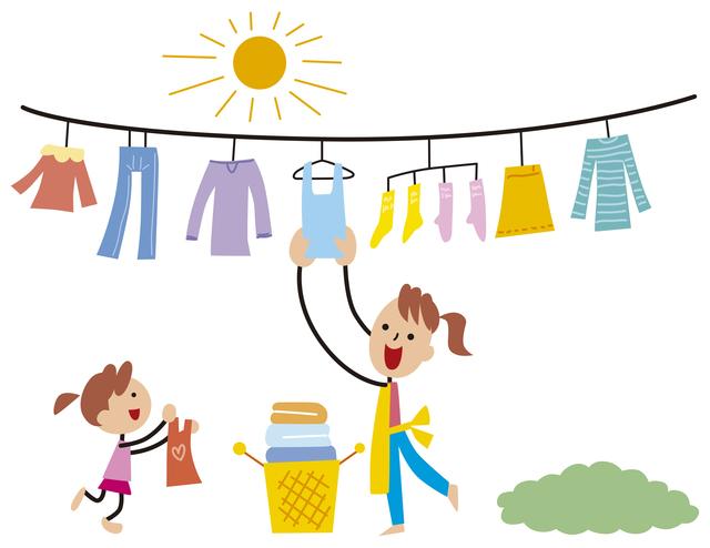 洗濯する頻度