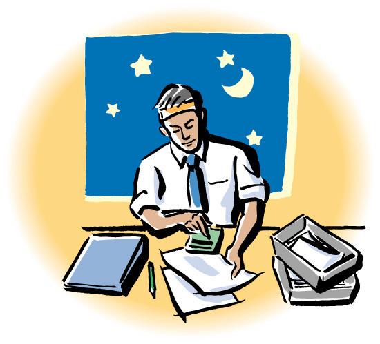 業界別の月間残業時間