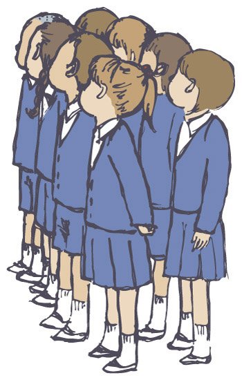 女子高校は1校