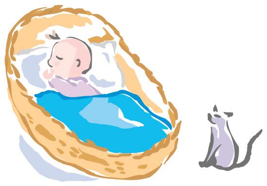 安全に出産できる環境