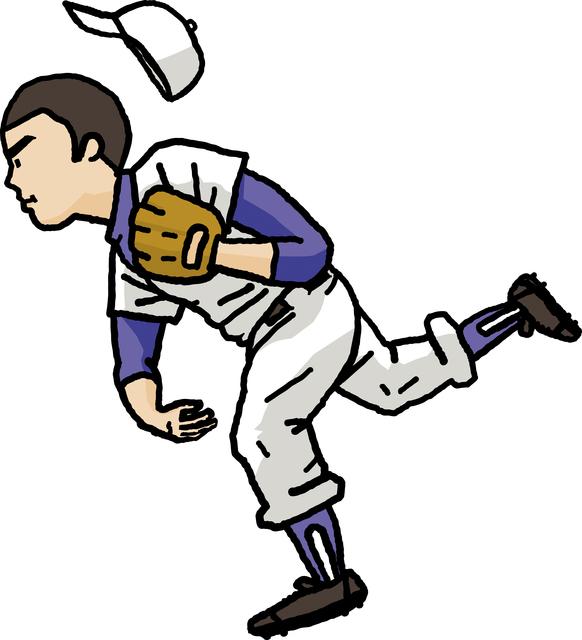 軟式野球部の部員減少