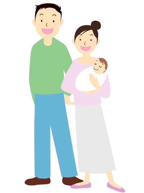 第三者の精子、卵子を用いて出産