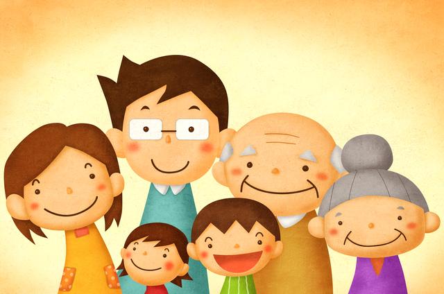 子供夫婦と同居