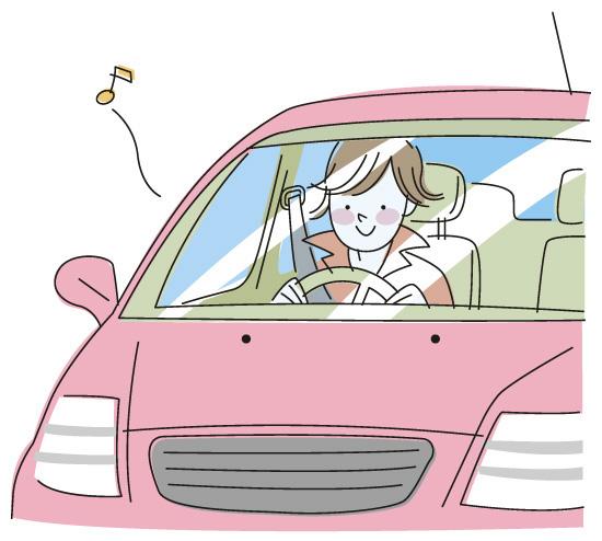 産婦が優先利用できる屋根付き駐車スペース