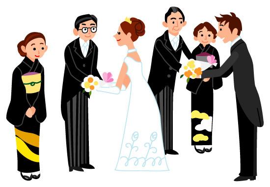 結婚式で喜ばせたい人