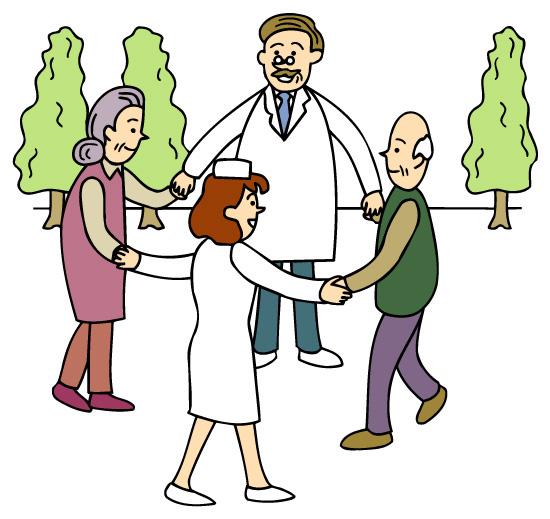 病院で婚活イベント