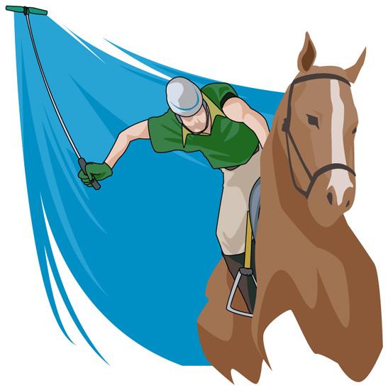 上げ馬の参加を辞退