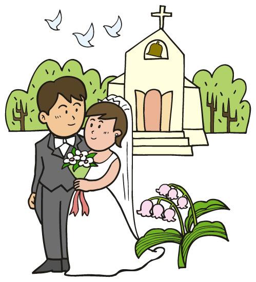 結婚式はどこで行いたいですか?