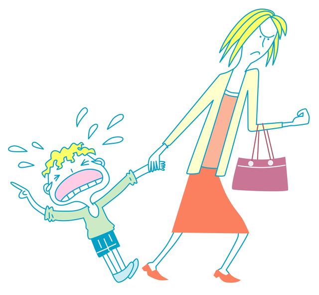 子育てのストレス