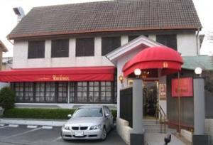 京都の老舗フレンチ ボルドー