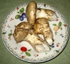アメリカ産松茸