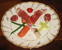 2012 父の日前菜