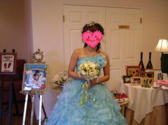 かわいい花嫁さん♪