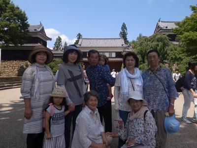 8月5日上田城2