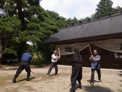 8月5日忍者御屋敷