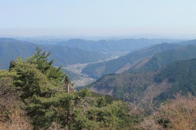 御岳駅からの眺望