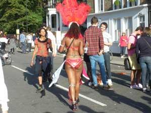 ノッティングヒル カーニバル ロンドン 2010