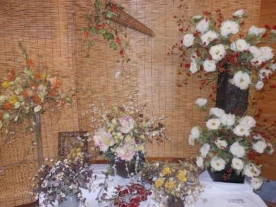 平田さんの花