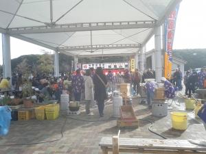 松鳳山イベント