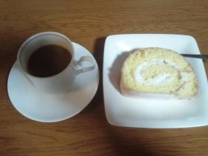 コーヒーと一緒に
