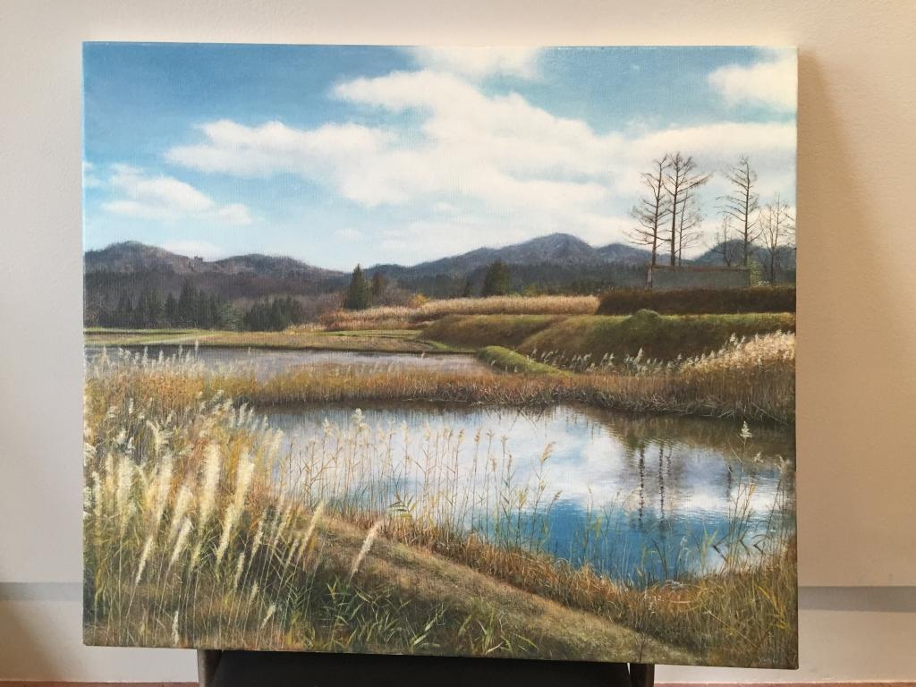 大竹由美子 風景画 写実 ホキ美術館
