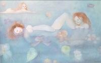 沐浴する女たち(1972)