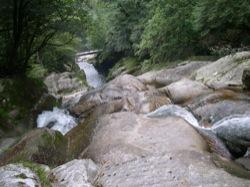 白谷雲水峡入り口2