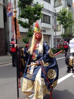 浅草神社 三社祭2013