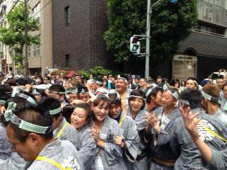 浅草神社三社祭 2013