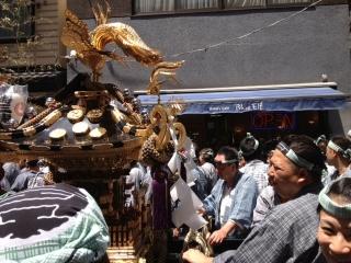 浅草神社三社祭2013