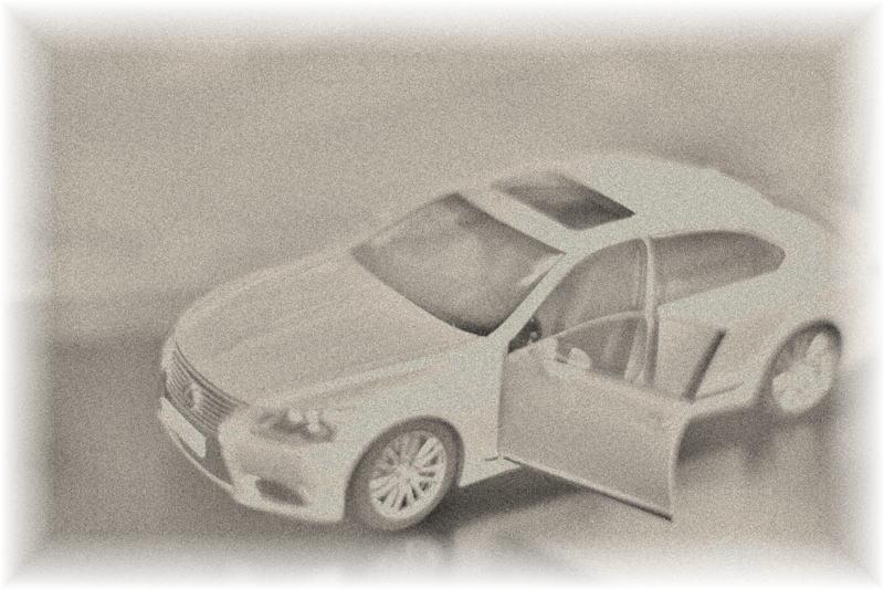 未来の自動車のイメージ