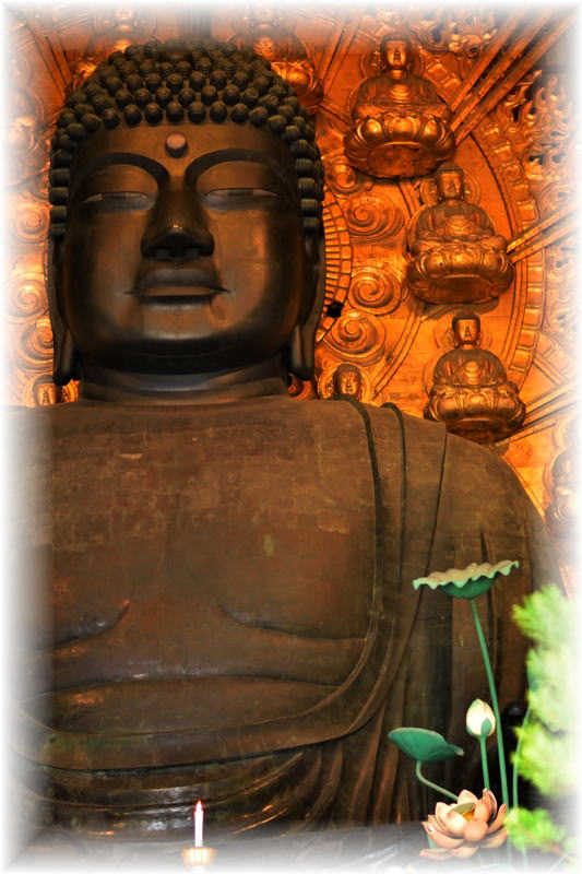 奈良の大仏の大きさ 聖武天皇