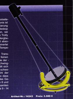ドイツ製のドブソニアン