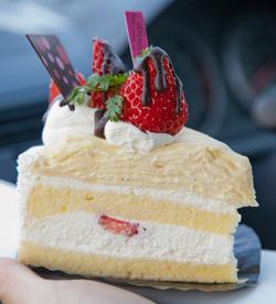 フロマージュ姫路のケーキ