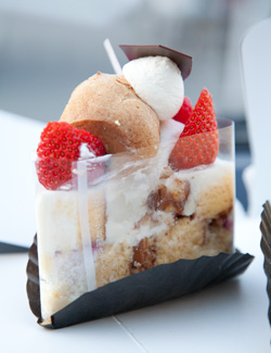 フロマージュのケーキ
