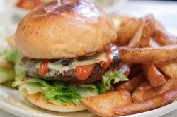 神戸のハンバーガー