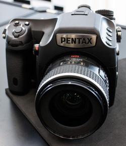 Pentax645z